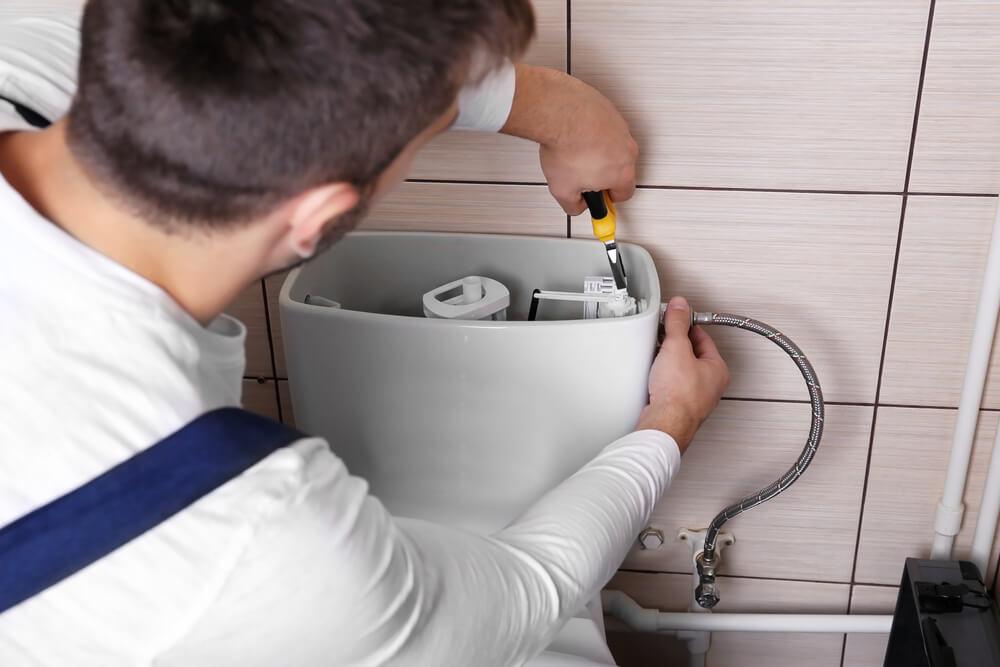 réparation toilette paris