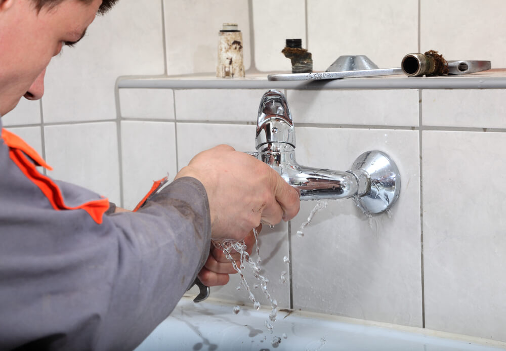 changement robinet paris1